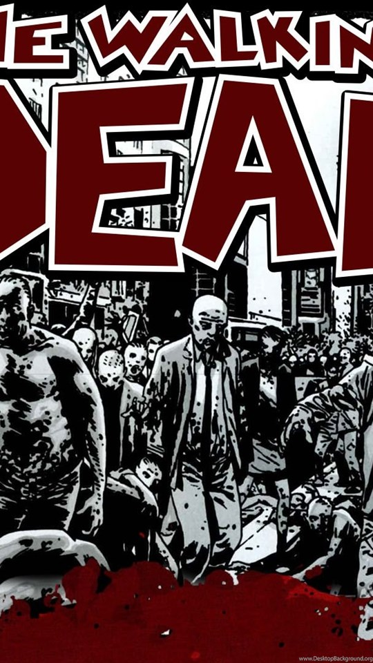 Gallery For The Walking Dead Comic Iphone Wallpapers Desktop Background