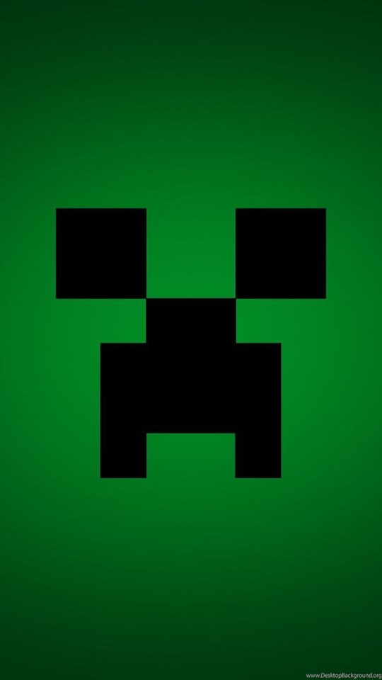 Minecraft Creeper Wallpapers By Grossgraphics On Deviantart Desktop Background