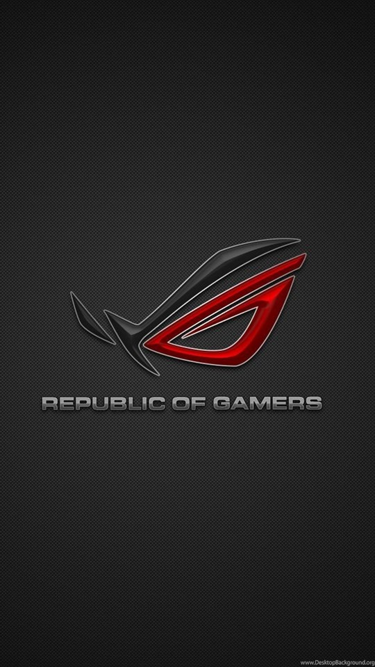 Gallery For Wallpapers Asus Rog Desktop Background