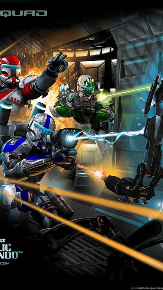 скачать игру на андроид star wars commando стратегия
