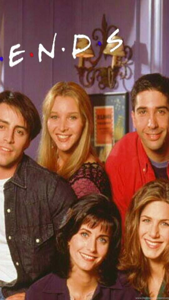 Friends TV Series Wallpapers Desktop Background