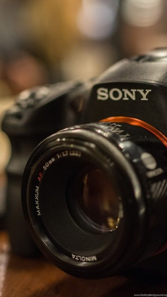 Sony Digital Camera Wallpapers And Images Wallpapers Pictures