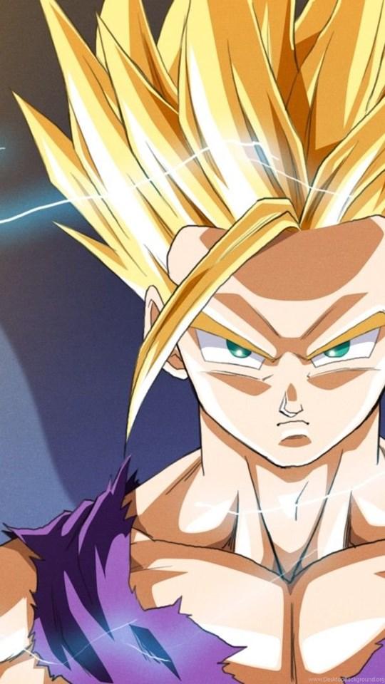 Goku Super Saiyan Dragon Ball Wallpaper Hd Jpg Desktop Background