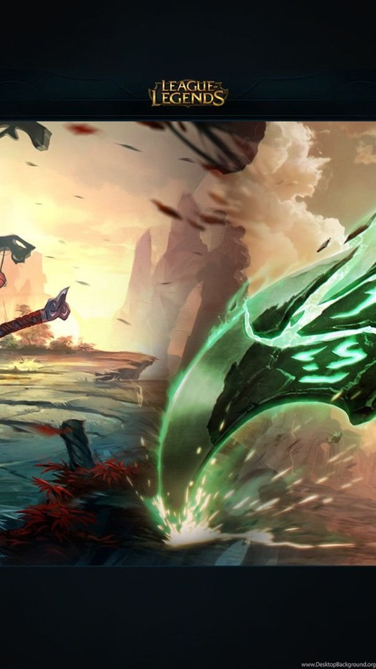Yasuo Vs Riven Hd Wallpapers Desktop Background