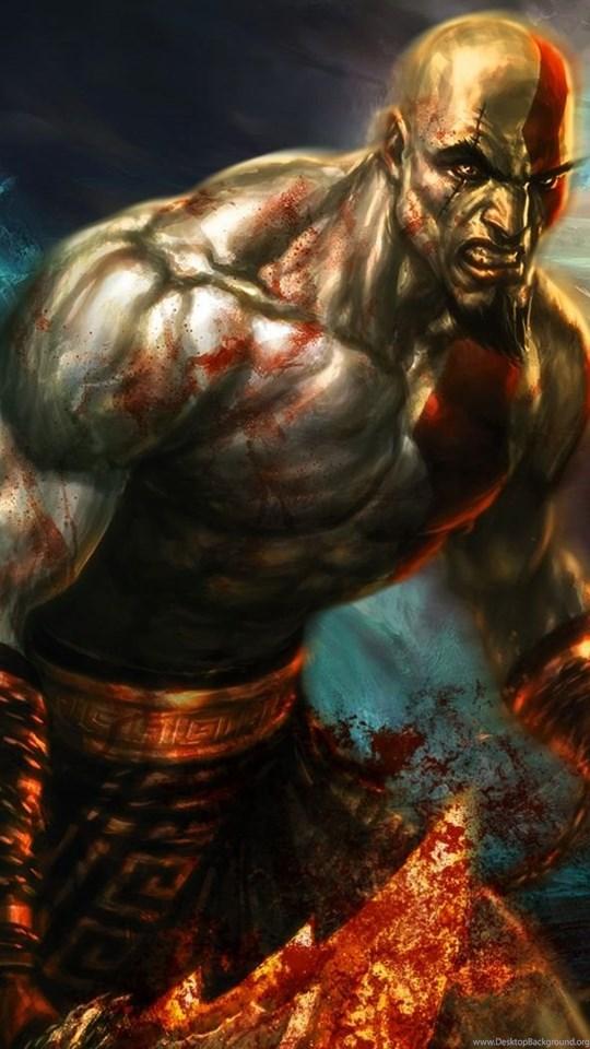 Wallpapers God Of War 3 : Direct Download Desktop Background