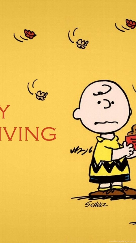 Collection of Peanuts Thanksgiving Wallpaper images in