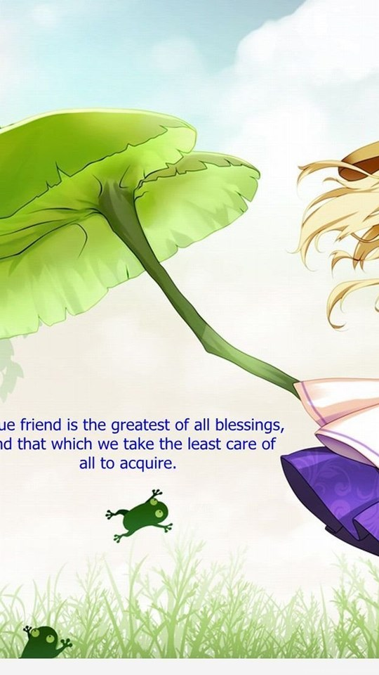 Awesome best friend wallpaper quoteg desktop background android hd 540x960 360x640 voltagebd Images
