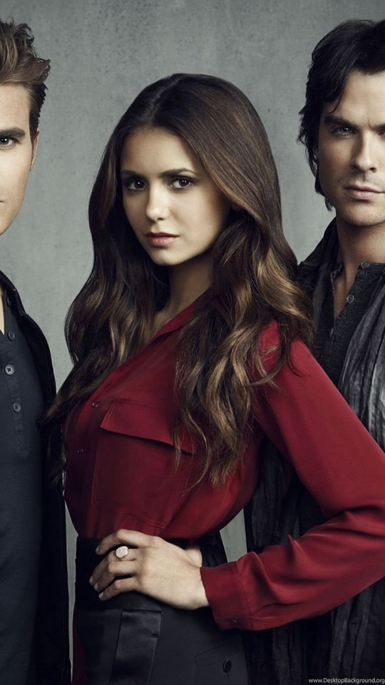 The vampire diaries wallpapers desktop background android hd 540x960 360x640 voltagebd Gallery