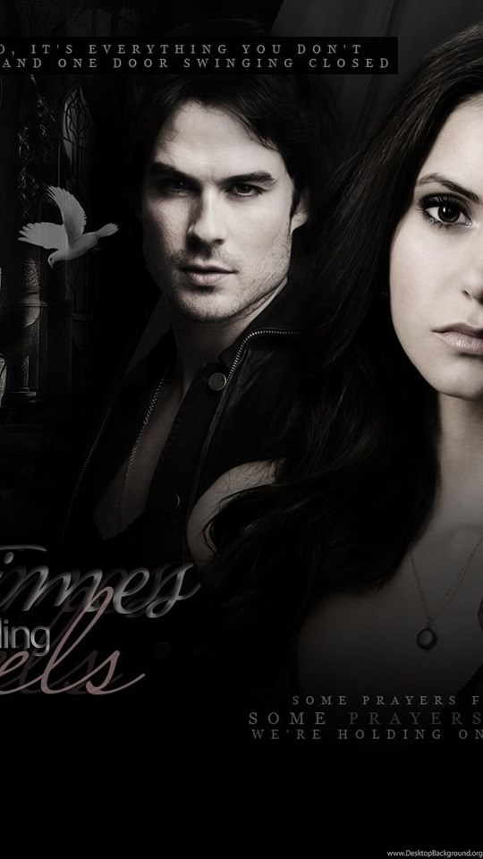 The vampire diaries the vampire diaries wallpapers 28170181 android hd 540x960 360x640 voltagebd Gallery