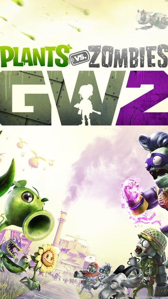 Plants Vs Zombies Garden Warfare 2 Wallpapers Desktop Background