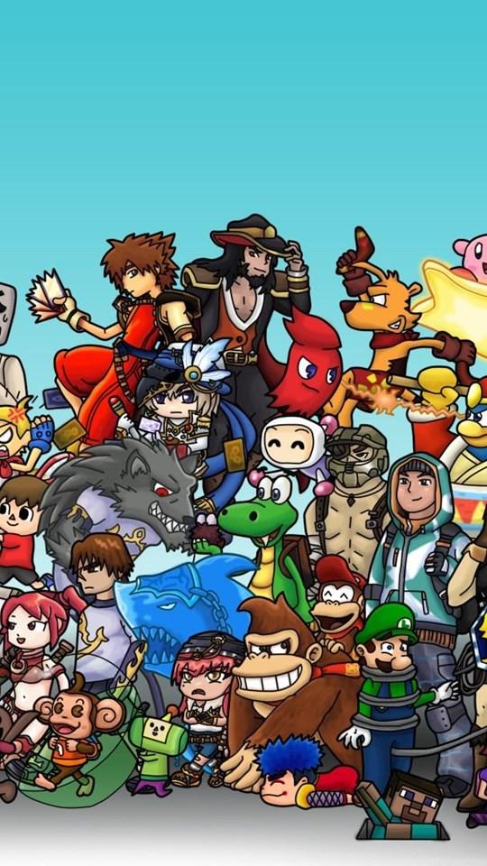 Video Games Wallpapers Desktop Background