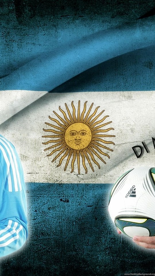 Argentina Football Team Hd Wallpapers South America Country With