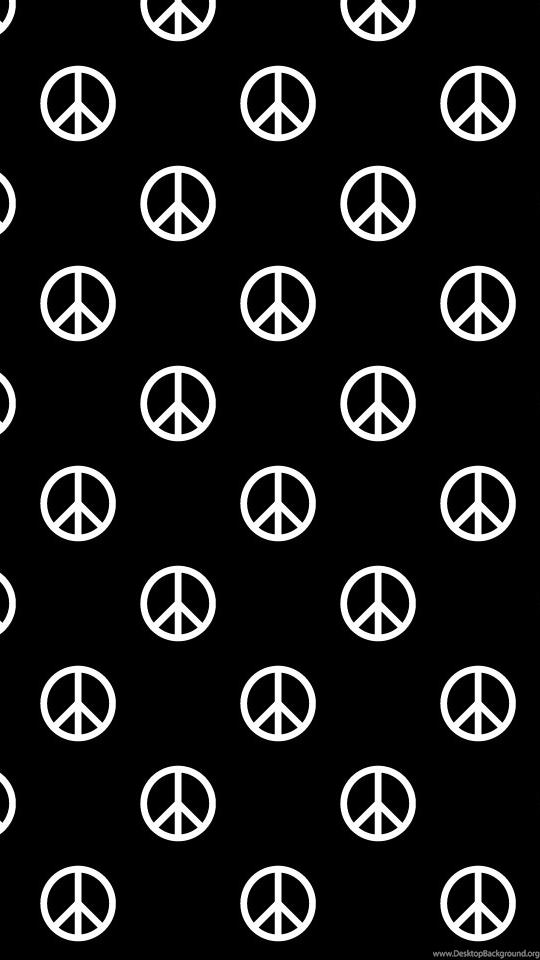 Peace Sign Wallpapers Desktop Background