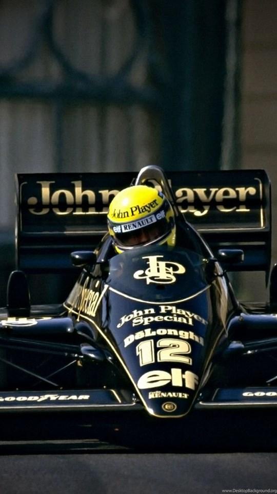 Ayrton Senna Wallpapers Lotus 2 By Johnnyslowhand On