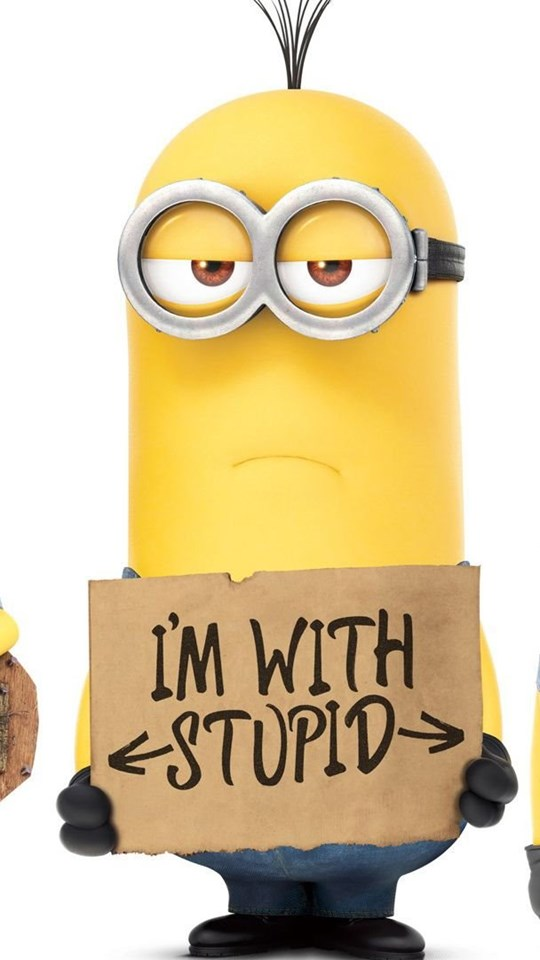 Despicable Me Wallpapers Poster Source Funny Minions Cartoon Desktop Android HD 540x960 360x640