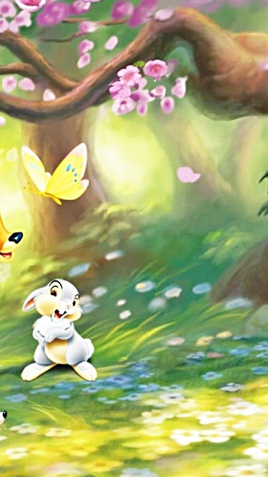 Walt Disney Wallpapers Bambi Walt Disney Characters Wallpapers