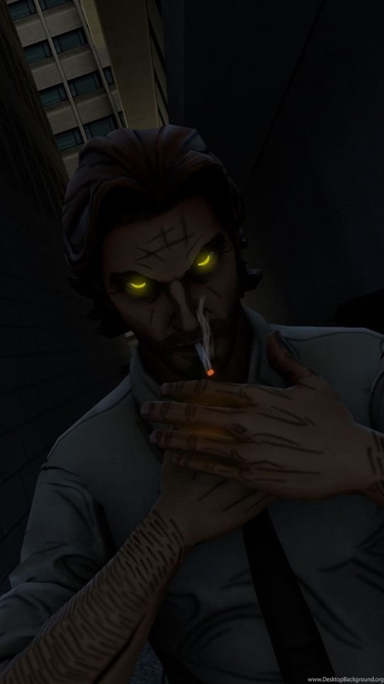 The Wolf Among Us Wallpapers [Bigby Wolf] By Cryo Psycho