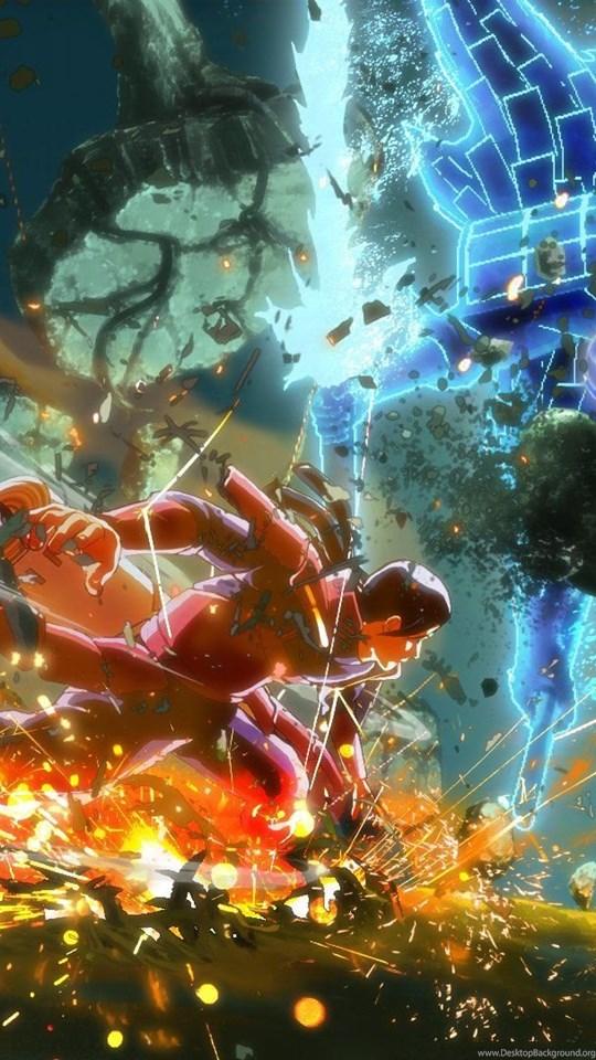 NARUTO Shippuden Ultimate Ninja Storm Anime Action Fighting