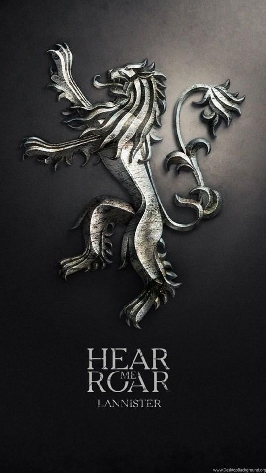 1920x1080px Deer On Logo Of Game Of Thrones Wallpapers Hd Desktop