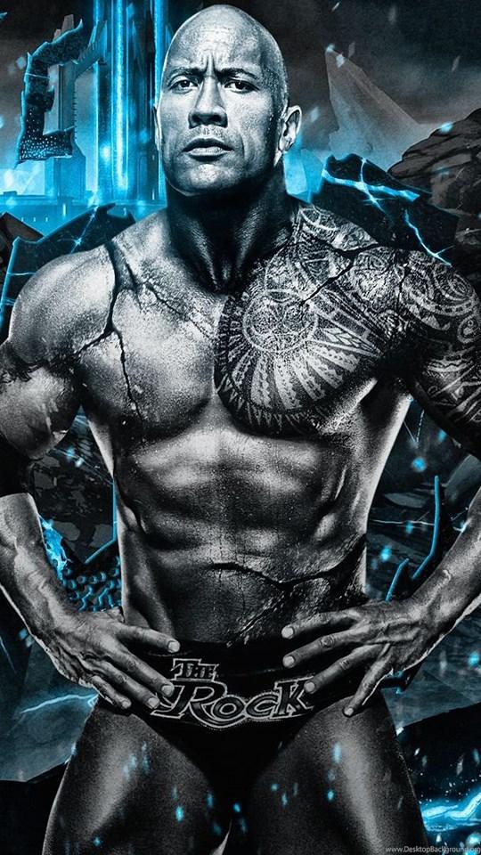 WWE The Rock Wallpapers By Phenomenon Des On DeviantArt Desktop