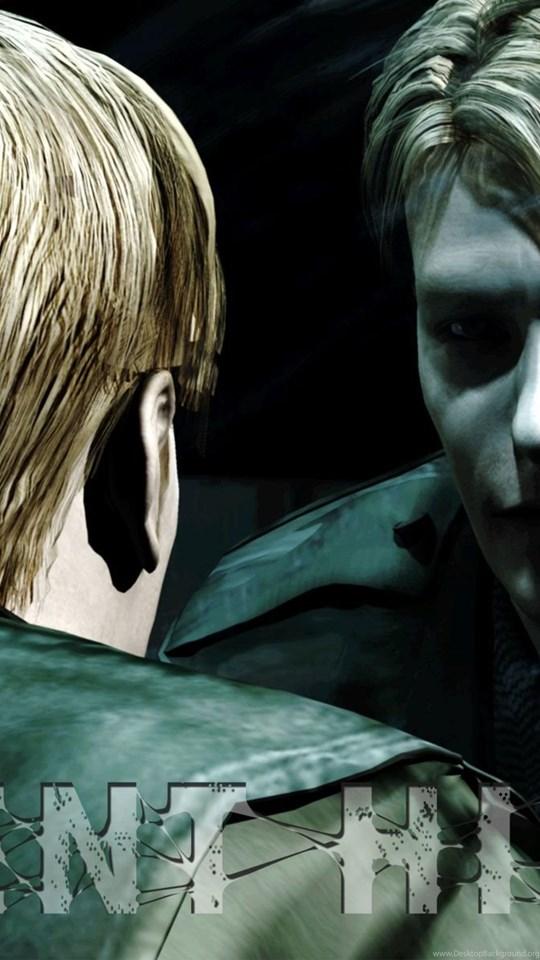 Silent Hill 2 Wallpapers Silent Hill Memories Desktop Background
