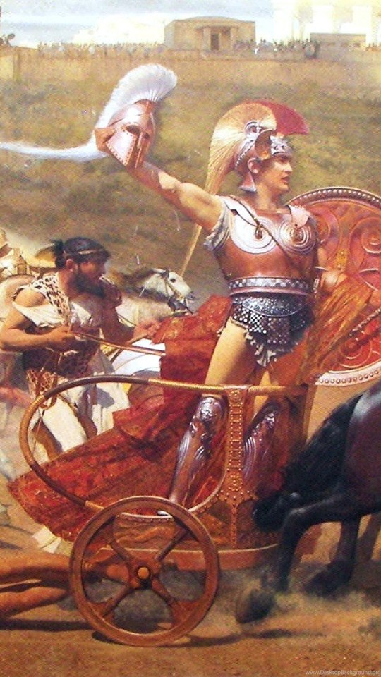 1 The Triumph Of Achilles Hd Wallpapers Desktop Background