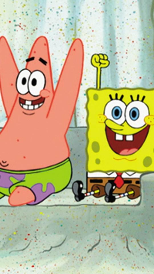 HD Patrick Star Wallpapers With Spongebob Squar Desktop Background