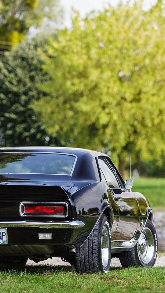 1st Generation Chevrol...1969 Camaro Hd Wallpaper