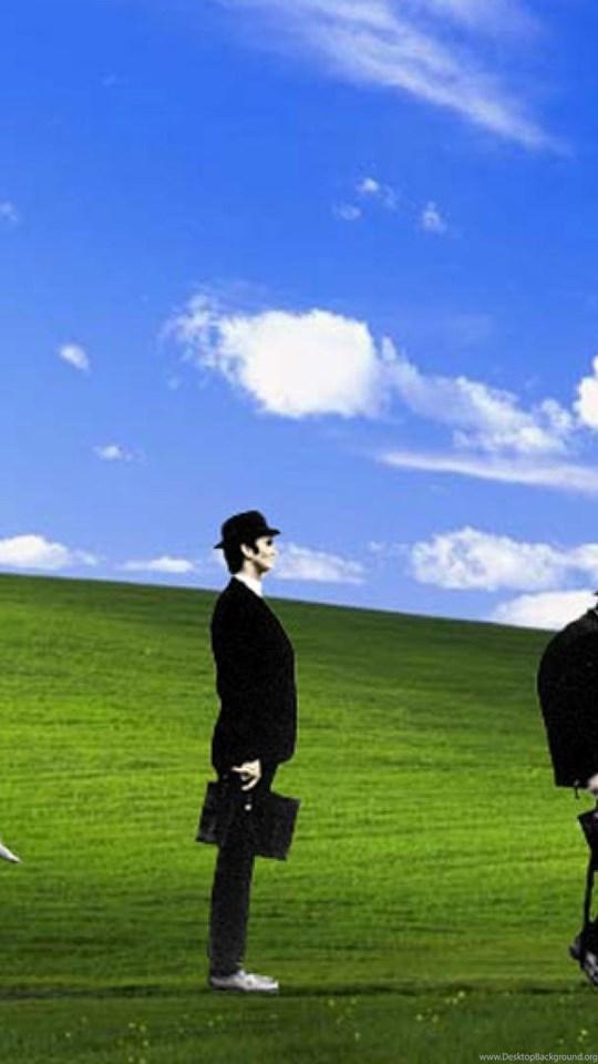 Microsoft Windows Monty Python Windows Xp Silly Walk Wallpapers
