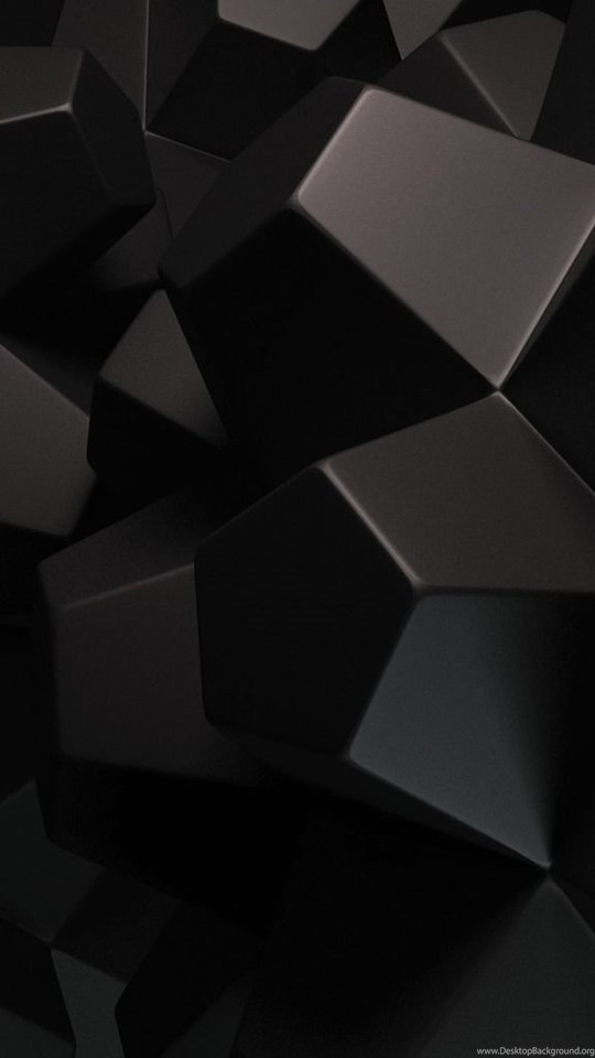 456152 download dark polygonal objects wallpapers for samsung galaxy