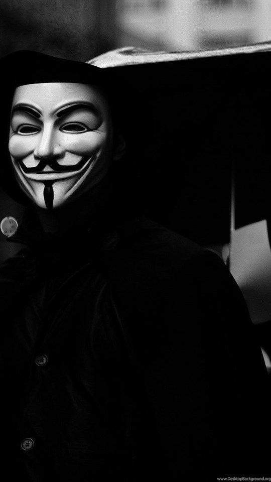 Anonymous Wallpapers Digital Art Wallpapers Desktop Background