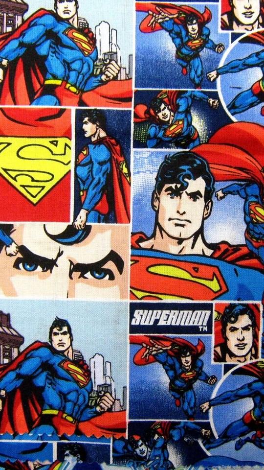 Superman Comics Superhero Wallpapers Desktop Background