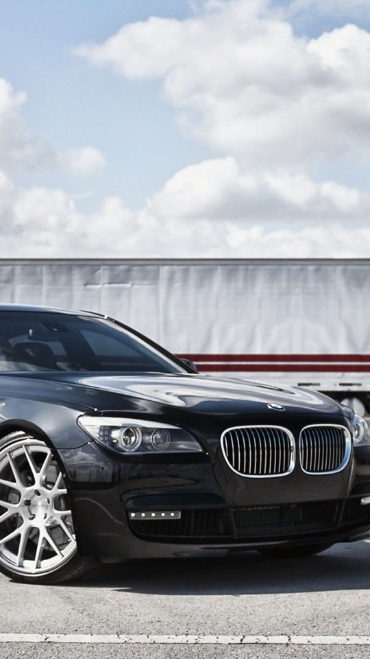 Bmw 7 Series Hd Charming Wallpapers Free Hd Wallpapers Download