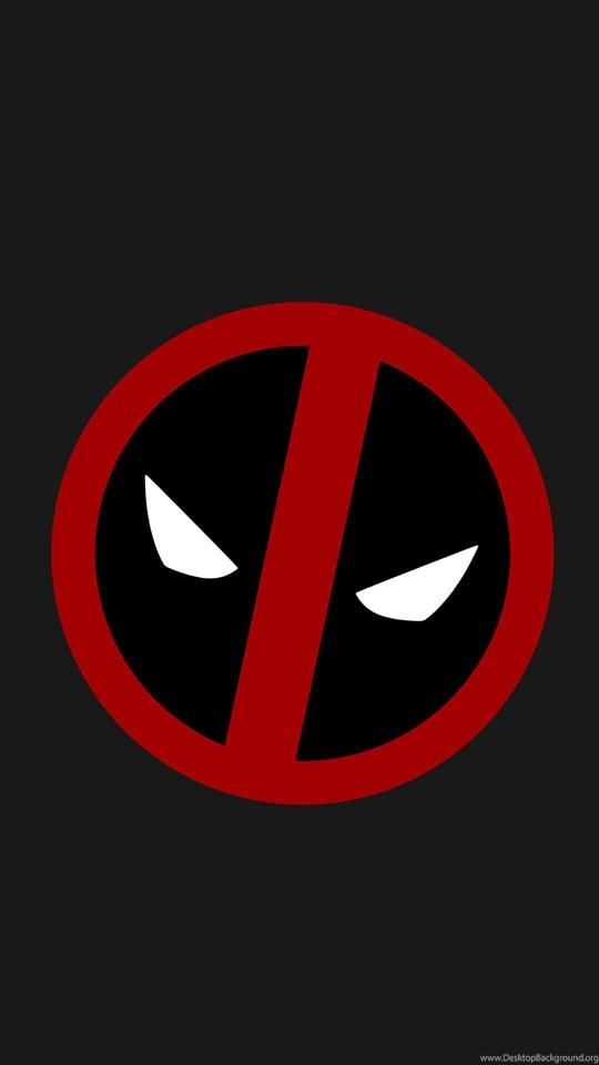 Deadpool Logo Wallpaper Iphone 6jpg Desktop Background