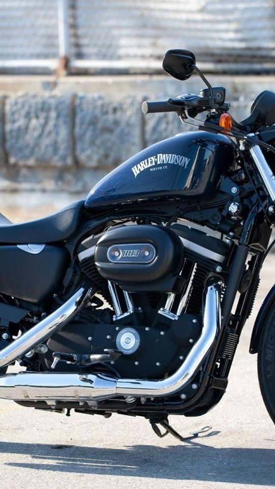 Harley Davidson Iron 883 Hd Wallpapers Desktop Background