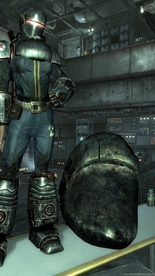 Fallout3 Nexus Mods And Community Desktop Background