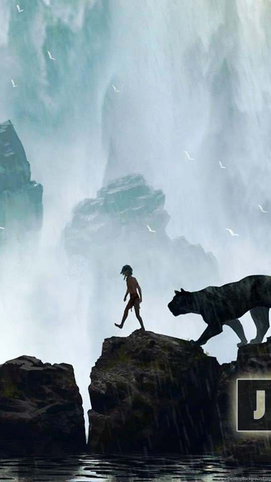 The Jungle Book 2016 Movie Poster Wallpapers Dreamlovewallpapers