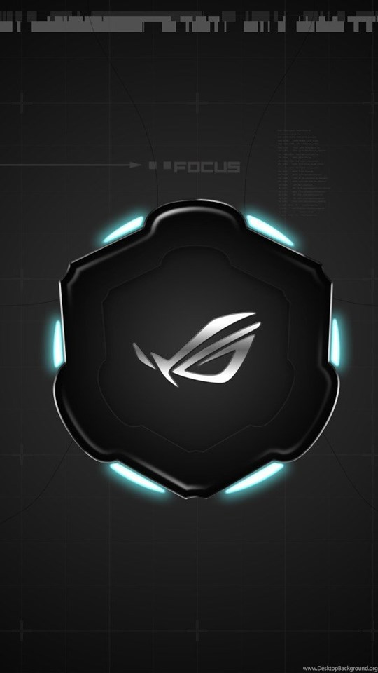 Asus Republic Of Gamers Wallpapers HD Desktop Background