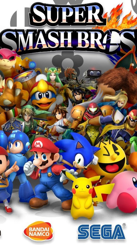 Super Smash Bros For Wii U 3DS Desktop Wallpaper YouTube