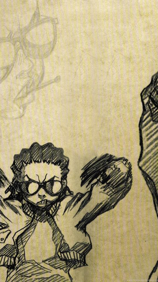 The Boondocks Wallpapers Riley Freeman By Razpootin On DeviantArt