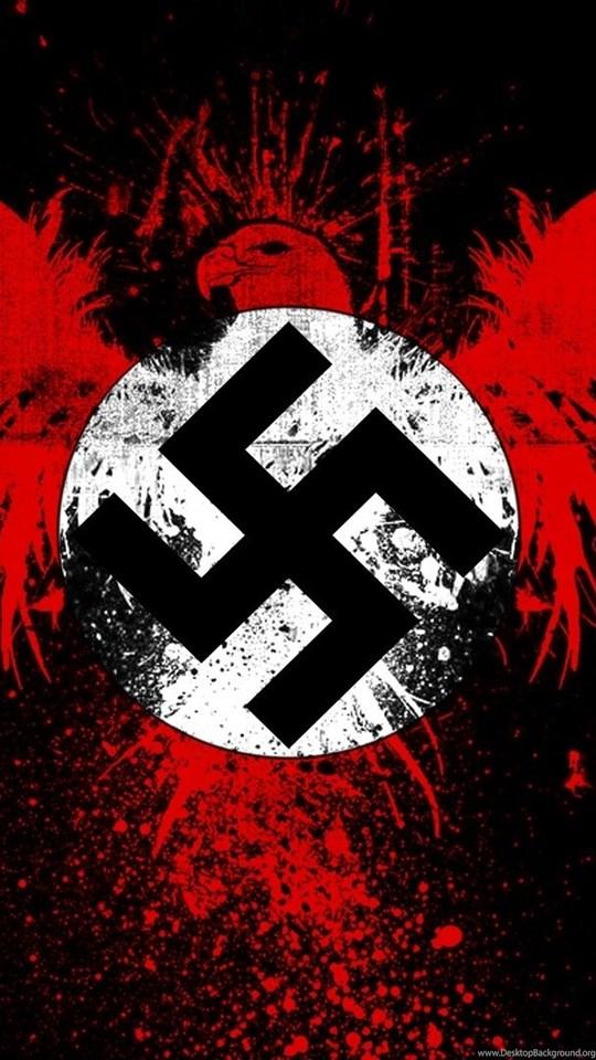 Wallpapers Hitler Flag Nazi .2 1920x1080 Desktop Background