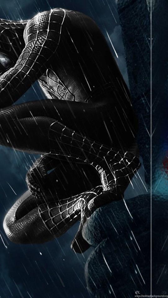 Unduh 300 Wallpaper Black Spiderman HD