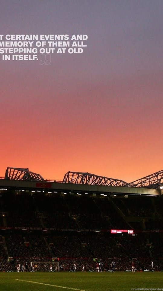 Old Trafford Wallpapers Wallpapers Cave Desktop Background