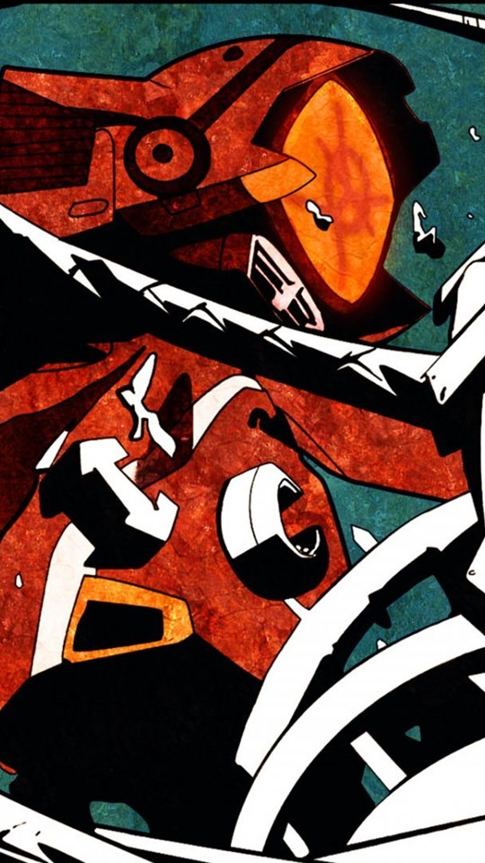 Canti Flcl Fooly Cooly Wallpapers Desktop Background