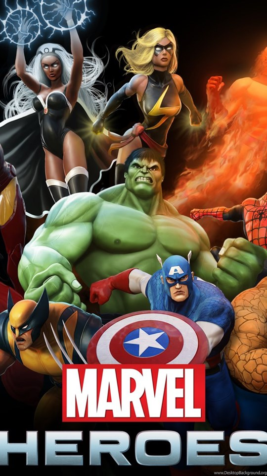 Jestingstock Com Marvel Heroes Wallpapers Hd Desktop Background