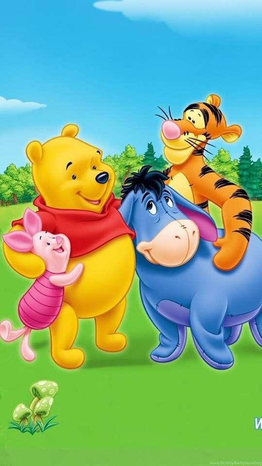 Winnie The Pooh Wallpapers Collection 38 Desktop Background