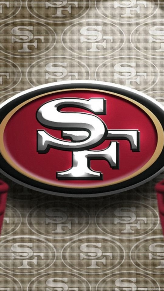 San francisco 49ers wallpapers 2015 wallpapers cave desktop background android hd 540x960 360x640 voltagebd Image collections