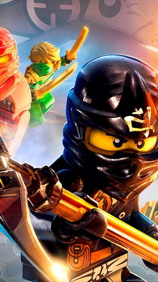Lego Ninjago: Shadow Of Ronin 2015 Wallpapers Desktop Background