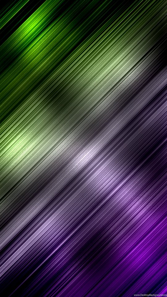 Full HD Wallpapers + Backgrounds, Lines, Green, Purple