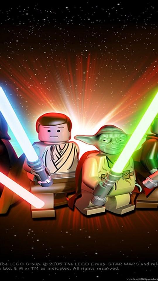 Lego Star Wars Phone Wallpaper